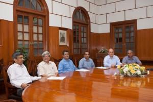Divisional Chairmen